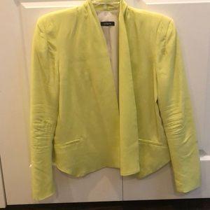 Drew yellow blazer